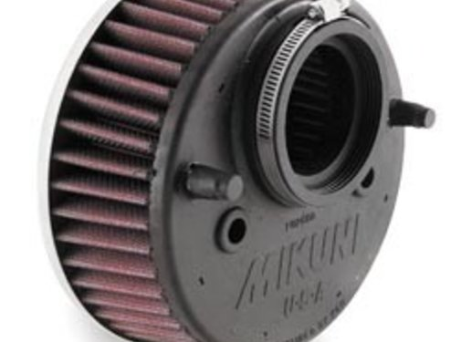 K&N air cleaner Replacement High Flow Air Filter for Mikuni HSR - EXTRA FLOW