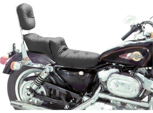 Mustang seat  xl96-03 3 3 GAL REGAL DUKE Sportster XL 96-2003