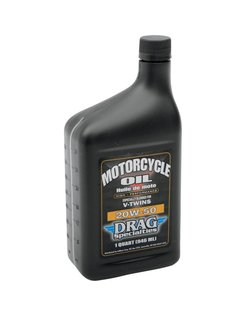 Motorcycle oil 20W50 for V-Twin engines