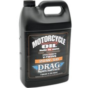 Oil Motorcycle Sae 20W50 for V-Twin engines - 4ltr