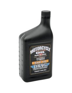Motorradöl SAE 60 für V-Twin-Motoren