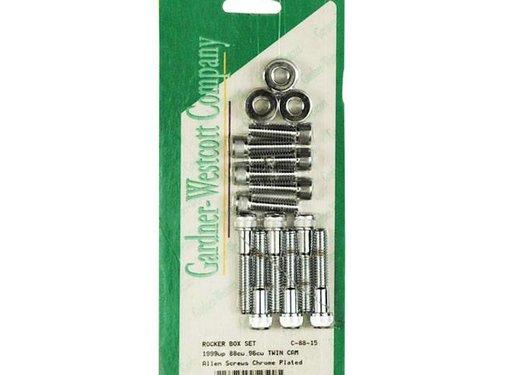GARDNER-WESTCOTT Engine  Rocker box bolt kit - Twincam 1999-up