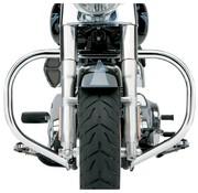 Cobra crash bar - engine guard Freeway Bar FAT 00-16 Softail