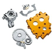 Engine  Cam Chain Tensioner Plate Upgrade Kit - 1999 - 2006 Twincam