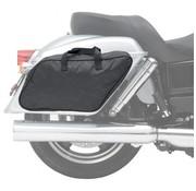 Saddlemen alforja forro de poliéster establecido Harley Davidson - Se adapta a: FLD Dyna Switchback Año 2012-2014
