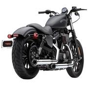 Cobra exhaust RPT slip-ons Mufflers 3 inch  Chrome or Black Fits:> 14-16Sportster XL