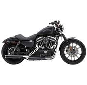 Cobra exhaust RPT slip-ons Mufflers 3 inch  Chrome or Black - Fits:> 07-13 Sportster XL