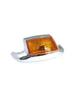 fender front  Tip Light Amber ( Bulb) - 80-99 FL