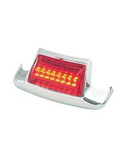 Fender Spitze rote LED, Passend für:> 80-99 FL, FLT, FLSTC Modelle