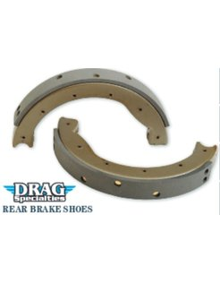 brake rear shoe organic for 36‑47 Knucklehead