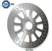 TRW Disque de frein arrière multi-branches - 2000-up Sportster, 00-14 Big Twin