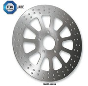 TRW Disque de frein multi-branches avant - 2000-up Bigtwin, Sportster Springers FXDL excepte, FXDS, FXDX