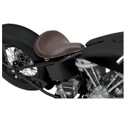 seat solo  Spring Large Front Leather Brown