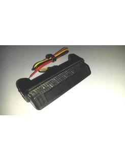 mini led taillight, Fits: UNIVERSAL - Smoke