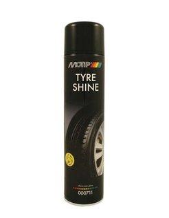Black tyre shine 600ml