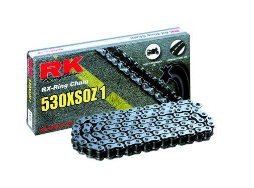 chain drive Rivet X-Ring Chain 530 - steel