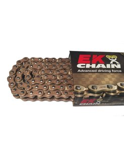530 series ZVX3 sealed chain - GOLD