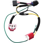 Signal Dynamics Corp. Plug and Play Headlight Dual H4 harness Adapter