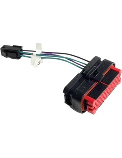 audio  Harness rear speakers