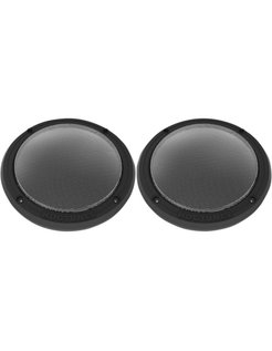 Harley audio grill Speakers rear; fits 14-16 FLHT