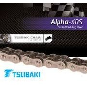 Tsubaki 530 XRS ALPHA 0-Ring-Ketten hinten