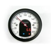 Motogadget Motoscope petit 49mm speedo analogique
