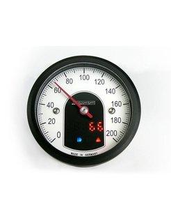 Motoscope petit 49mm speedo analogique