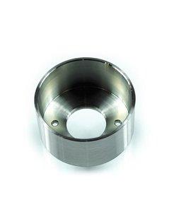 Motoscope tiny 49mm Schweiß in Schale - Edelstahl
