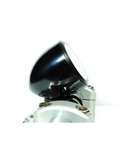 Motoscope petit 49mm streamline cup - Noir ou poli