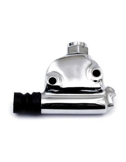 rear master cylinder - Wagner polished chrome - 58-72 FL; 71-72 FX