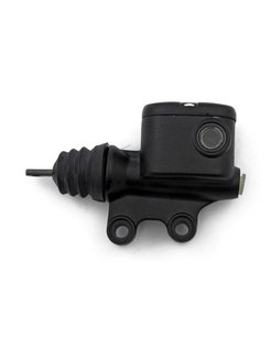 rear master cylinder Black - 08-13 All FLT/Touring