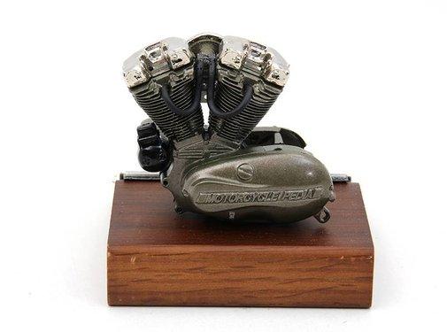 Cabeza de Hierro Sportster Modelo del motor
