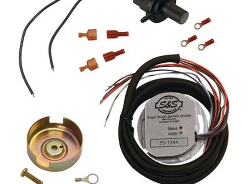 S&S ignition Super stock ignition kit