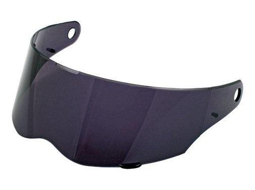 Bandit helmet visor - tinted