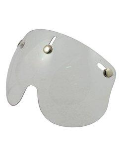 helmet visor - clear