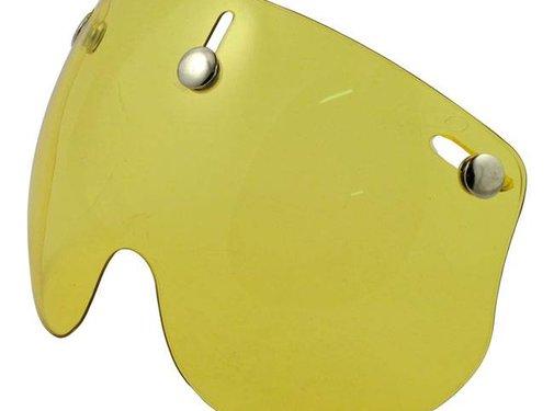 Bandit helmet visors - yellow