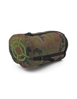 sleeping bag sniper - camo