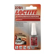 Loctite Maintenance thread lockers: 2701 fluid 5cc