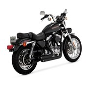 Vance and Hines exhaust Shortshots 99-03 Sportster XL - Black