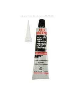 5910 Premium Silikon schwarz - 40cc Rohr