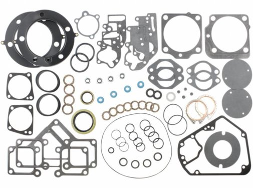 Cometic Engine  Extreme Sealing Motor Gasket set - for 70‐84 Shovelhead 4‐speed. (gasket/seal kit only)