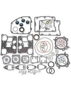 "Extreme Sealing Motor Gasket set - For 99-16 engine 95"" and 103"" Big Twin Twin cam (engine gasket/seal kit only)"