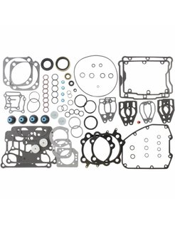 "Extreme Sealing Motor Gasket set - For 99-16 engine 4.125"" BIG BORE Twin cam (engine gasket/seal kit only)"