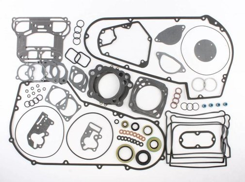 Cometic gaskets and seals Extreme Sealing Motor Complete Gasket set - for 84-86 Big Twin 84-88 Softail