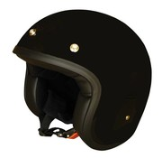 DMD helmet solid black