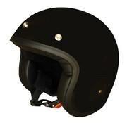 DMD Solid black Helm