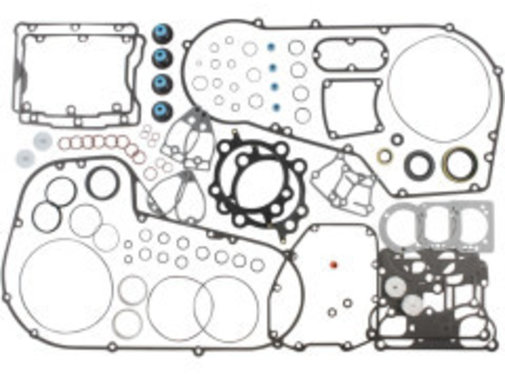 Cometic Engine  Extreme Sealing Motor Complete Gasket set - for 99-06 Twincam (except 06 Dyna) BORE SIZE 99 99 mm (3.937 inch )