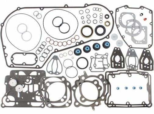 Cometic gaskets and seals Extreme Sealing Motor Complete Gasket set - for 00-06 Softail; 99-05 Dyna; 99-06 FLT 1550CC/95 inch  BIG BORE KIT
