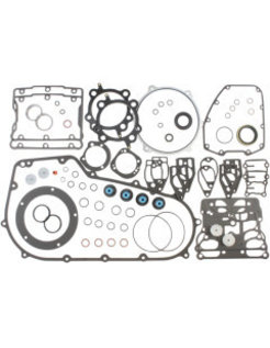 "Extreme Sealing Motor Complete Gasket set - For 06-16 with 107"" Dyna"