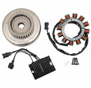 Cycle Electric Kit de charge pour 2007-2008, XL Sportster 883